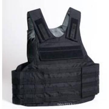 NIJ Iiia Aramid Bullet Proof Vest pour la défense