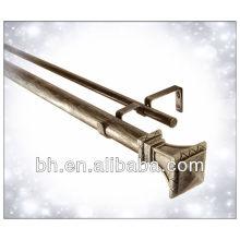 aluminum curtain rod,shower curtain rod ,