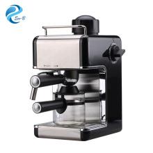 Best Sale Home 3.5 Bar Dampf-Cappuccino-Espresso-Kaffeemaschine mit Glaskanne