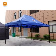 Custom printed canopy tent advertising