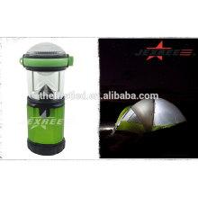 Camping Lantern 500 Lumen de aluminio LED 4X 1.5V AA Camping Luz