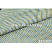 Tissu de Shirting teint par fil chaud de mode de la vente 100% de coton
