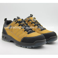 Steel Plate PU Outsole Safety Shoes