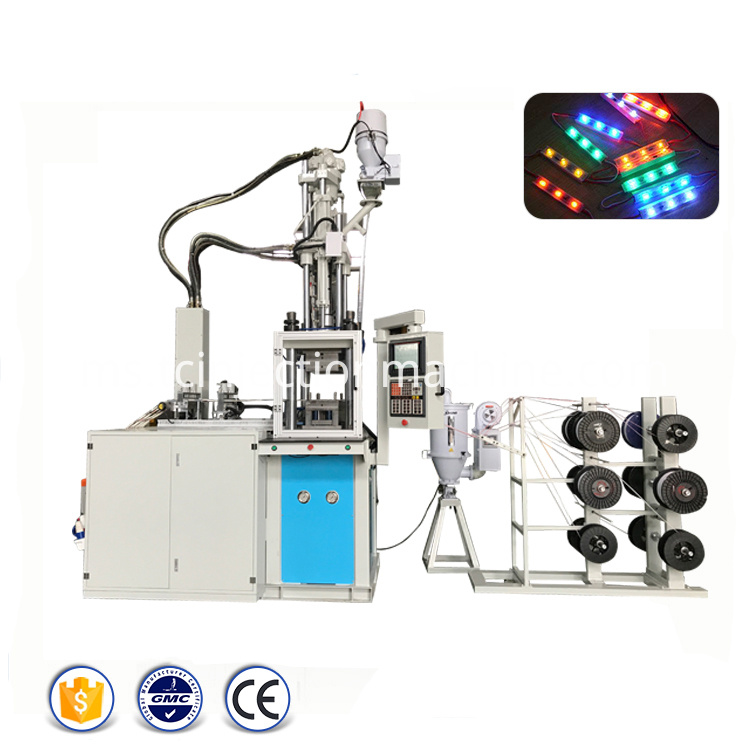 led strip injection machine