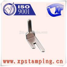 ISO9001 China acessórios elétricos para peças de relé, pino de contato esquerdo