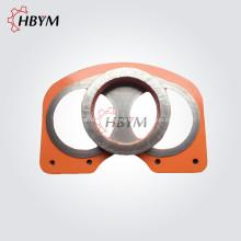 IHI-Betonpumpen-Verschleißplatte und Ringsystem