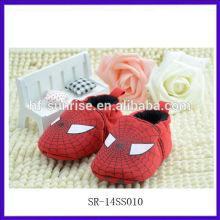 SR-14SS010 el nuevo bebé del bebé de la manera linda calza los zapatos de bebé baratos baratos baratos de China de la lona del ocio de los zapatos de bebé
