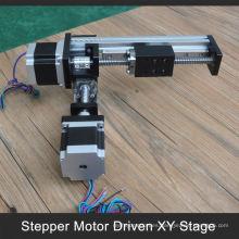 aceptar paypal cross slide xy etapa para brazo robot industrial