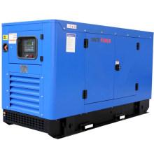 Generador portátil de potencia de motor diesel silencioso Yanmar 30kVA (UYN30)