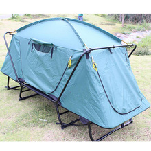 Automatic Ground Outdoor Camping Fishing Camping Folding Bed Tycoon Tent