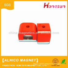 Hot products Educational High Power Alnico Magnet With Hole