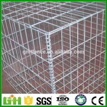 2016 High Quality Factory supply hot-dipped galvanized welded gabion box, stone retaining wall, gabion basket