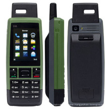 Big Battery Power Bank S18 GSM USB LED FM Radio Loudspeaker Torch GPRS Light Quad Band 3 Three SIM Card  Feature Phone