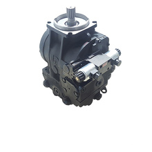 SAUER DANFOSS hydraulic pump Variable displacement piston pump 90R055DD1NN60P4S1CGBGBA424224