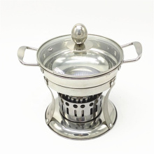 Smell Stainless Steel Buffet Alcohol Stove Chafing Dish