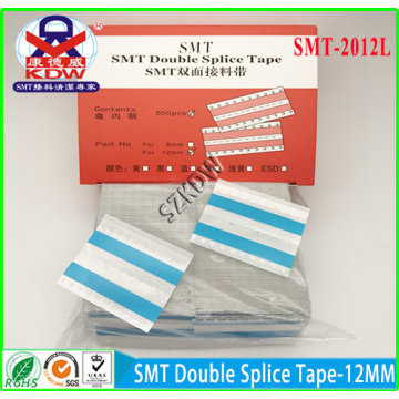 SMT Double Splice Pape 12mm