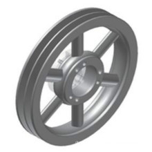 Best quality lower tolerance timing belt pulley made in china