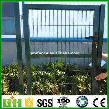 Hot Sale Nouvelle porte de clôture de fer de conception / porte de clôture rétractable / Porte principale et clôture Mur Design /