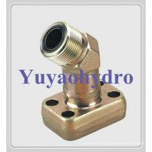 Raccords de tubes hydrauliques avec assemblage Orfs