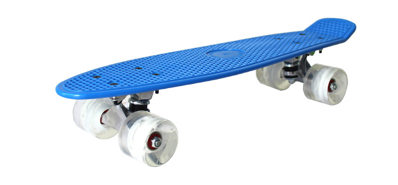 Pp Lights Wheel Skateboard