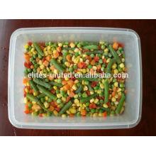 Prix chinois des légumes mélangés congelés