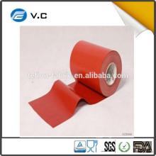 Feito em China 0,4 milímetros de isolamento térmico de fibra de vidro de silicone pano retardador de fogo