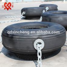 Venda direta da fábrica de pára-choque de pneu de aeronaves para barco