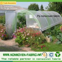 UV-stabiles Vlies für den Pflanzenschutz