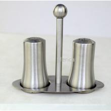 Stainless Steel Kitchen Metal Seasoning Spice Jar