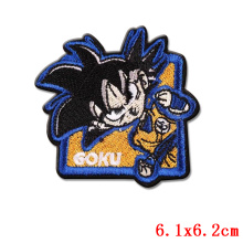Animation Iron on Cosplay Cartoon Embroidery Patches
