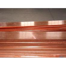 Chapa de cobre, folha de cobre fornecem especificações diferentes, ISO, MTC