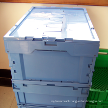 Logistic Industry Collapsible container for food transportation