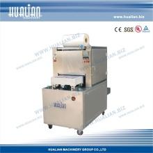 Machines d'emballage à plateaux sous vide Hualian 2015 (HVT-550M / 2)