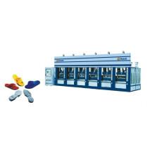 Hc-E0602-D: Máquina de moldagem por injeção de sola EVA