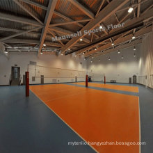 Indoor Cheap Volleyball PVC Sports Flooring