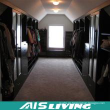 Paseo de diseño de armario abierto de alta calidad en armarios (AIS-W354)