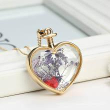 Couple cadeau femme bijoux mode pull chaîne pendentif collier