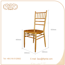 Luxury Modern design Dining Chair with Gold Frame