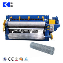 Automatic electric rolled welded mesh making machine