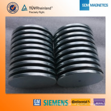 Super forte ISO / TS 16949 certificado profissional super forte ímã personalizado à venda