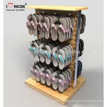 Extend Your Brand And Create A Lasting Impression In Consumers New Shoe Store Sandal Shoes Rack Stand Display