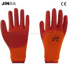 Промышленные латексные защитные рабочие защитные перчатки (LH503)