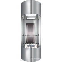 Vvvf Commercial Use Elevador Ascensor Panorámico para Excursiones