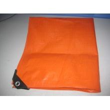 El tejido laminado impermeable de la tela cubre la lona del PE