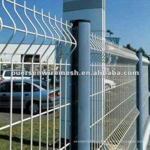 Triângulo Bending Fence Fabricação