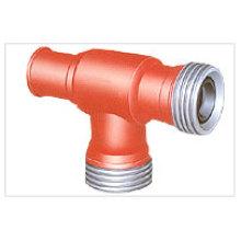 Rohre & Fittings aus integrierten Anschlüssen (CDIC)