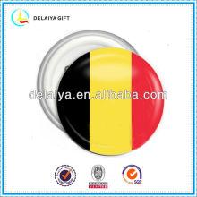 The Germany flag tin badges