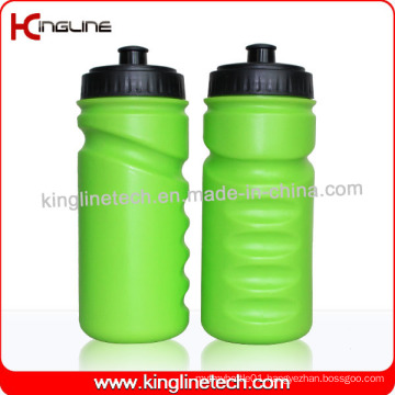 Plastic Sports Water Bottle, Plastic Sports Bottle, 600ml Plastic Drink Bottle (KL-6616)