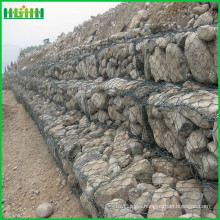 stone cage gabion box price from anping manufacture