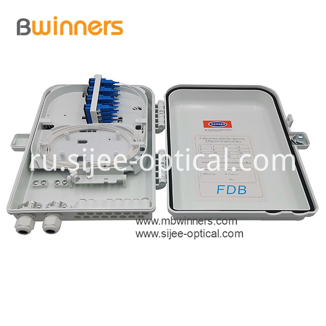 Fiber Optical Junction Box